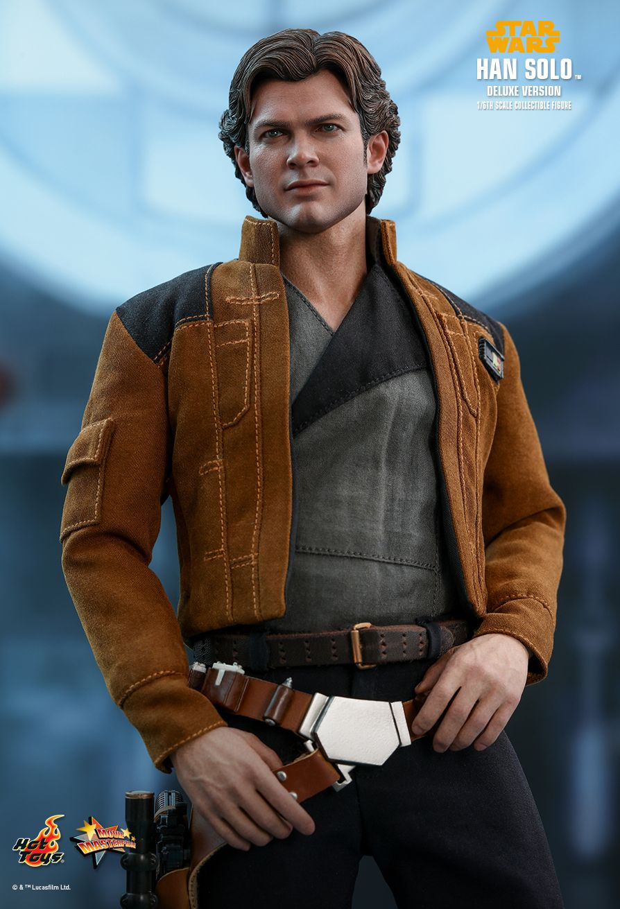 SOLO: A STAR WARS STORY - HAN SOLO (REGULAR & DX VERSIONS) 9
