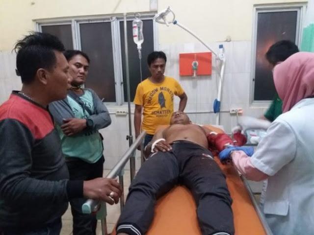 Panther Polres Lahat, Berhasil Ringkus DPO Pelaku Pencurian dengan Kekerasan