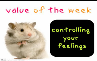 Control Your Feelings !!