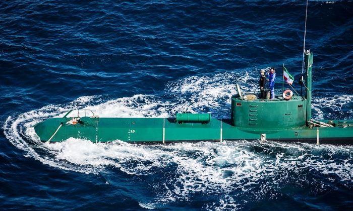 Kapal selam kelas Ghadir Iran