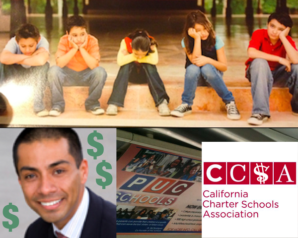 PROFITS! Why Ref Rodriguez and his CCSA covet the LAUSD Board Seat