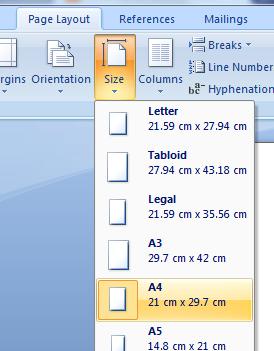 Ukuran Foto 4x6 Di Word : ukuran, Ngeblog:, Mencetak, Ukuran, Secara, Mudah