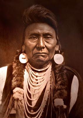 Fotografías de indios de Edward Sheriff Curtis