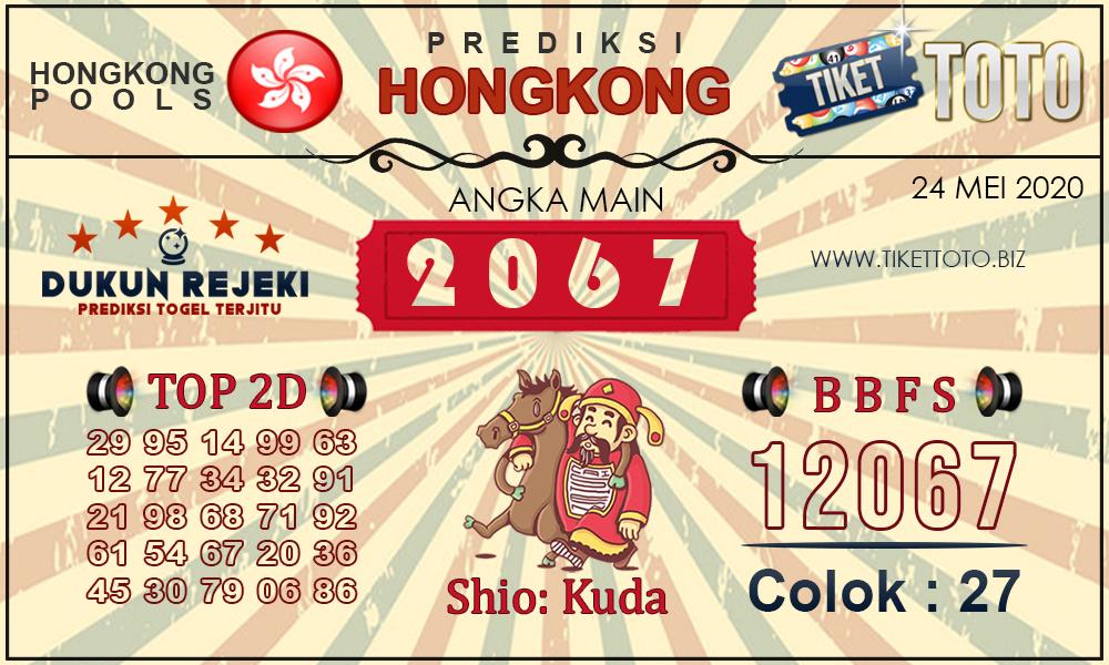 Prediksi Togel HONGKONG TIKETTOTO 24 MEI 2020