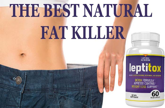 Weight Loss  Leptitox Box Contains