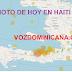 Fue de 5.9 el Temblor de tierra en Haití hoy 6 DE OCTUBRE 2018