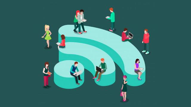 Faktor yang Mempengaruhi Kecepatan Akses Internet - User Wifi