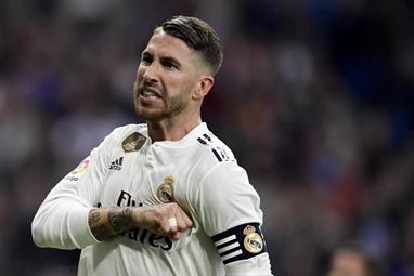 سر أزمة ريال مدريد وسيرجيو راموس