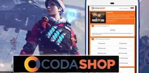 Codashop Pro Apk FF Gratis