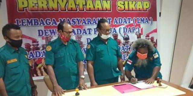 Lembaga Adat Papua Minta Pemerintah RI Tetapkan KKB Sebagai Kelompok Ter*ris