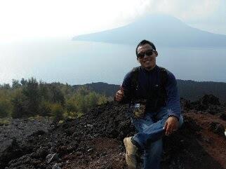 Anak Gunung Krakatau : Camping Ceria IV