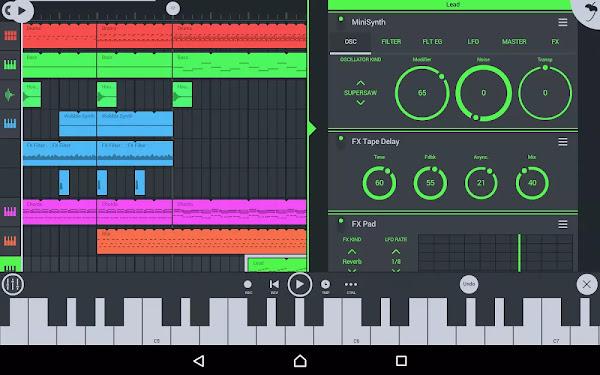 FL Studio Mobile (MOD, Patcher/Paid)