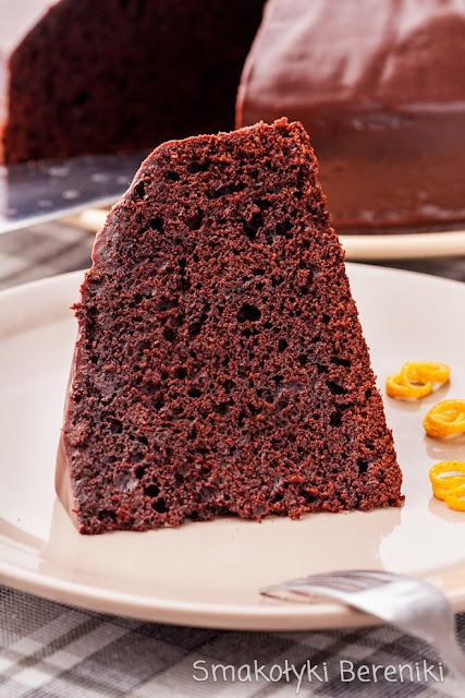 Ciasto czekoladowe bardzo puszyste