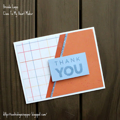 Every Thank You and Happiness Lives Here card 3