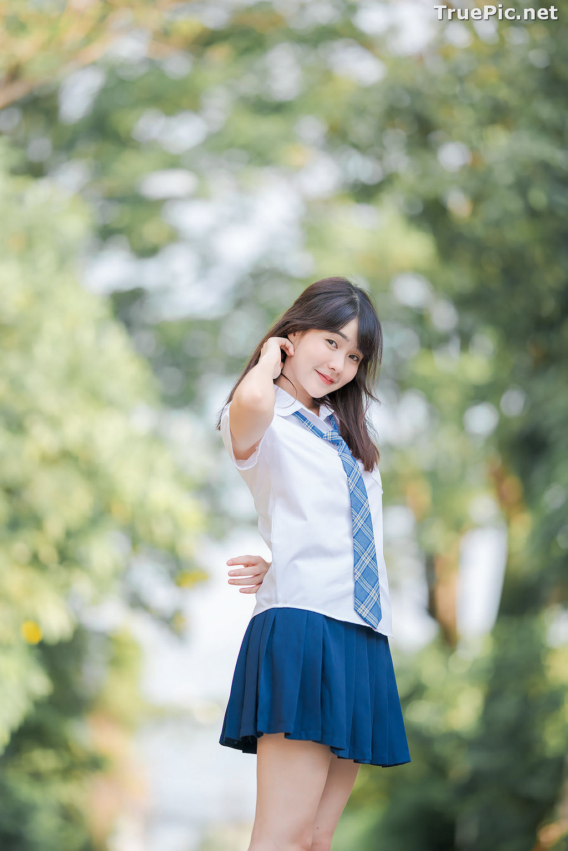 Image Thailand Cute Model - Kananut Wattanakaruna - Happy Summer Vacation - TruePic.net - Picture-10