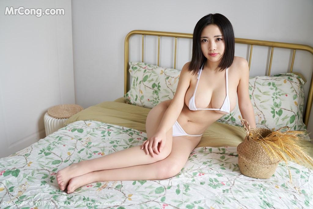 Image MiiTao-Vol.100-Yi-Li-MrCong.com-002 in post MiiTao Vol.100: Người mẫu Yi Li (伊莉) (50 ảnh)