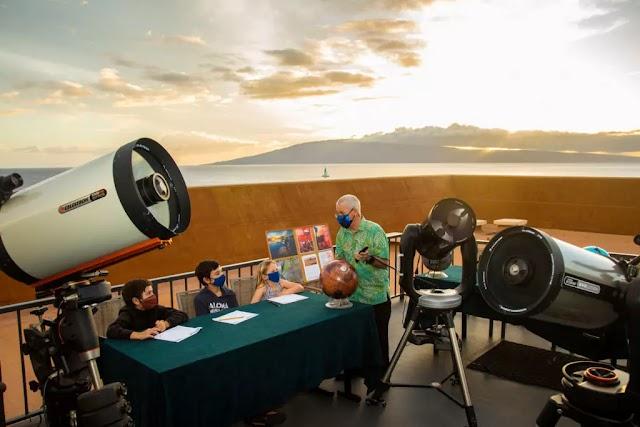 Χαβάη: Διακοπές με παρατήρηση άστρων από τη NASA