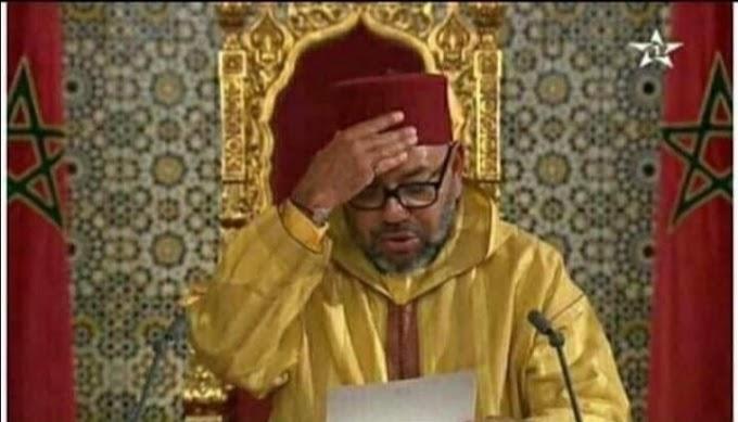 La silenciada y reprimida revuelta social en Marruecos.