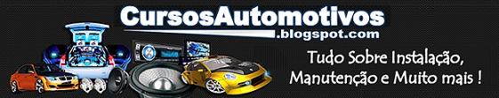Curso Automotivo em Apostilas Instalação de Alarmes, Trava Elétrica, Vidros, Som Automotivo, Elétrica de Autos, Tuning, Caixas Acústicas, Alto-Falantes. Aprenda tudo Passo a Passo
