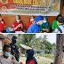 HUT Bhayangkara ke-75, Polres Mentawai Bersinergi Dengan Kodim dan Dinkes Menggelar Vaksinasi Massa