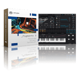 Pigments 3 is a state-of-the-art software instrument that gives you the power of every shade of synthesis. With colorful sound engines, effortless modulation, professional utilities, and studio-grade FX, explore an infinite spectrum of sound.