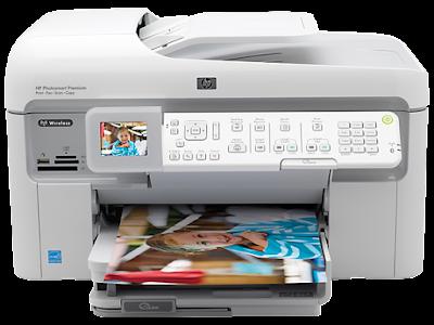 HP Photosmart C7280 Printer Driver Download
