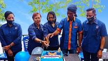 HUT ke 9 Partai NasDem di Malra, Laut Landasi Tekad dan Komitmen