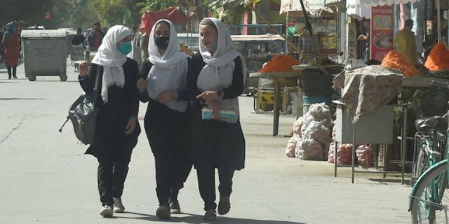 Rwanda to host dozens of Afghan schoolgirls