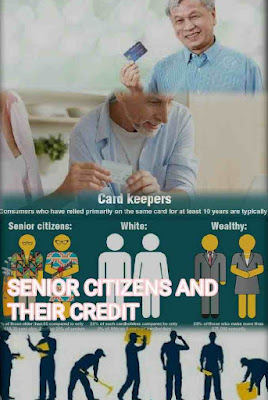 Senior Citizens and Their Credit, Senior Citizens card