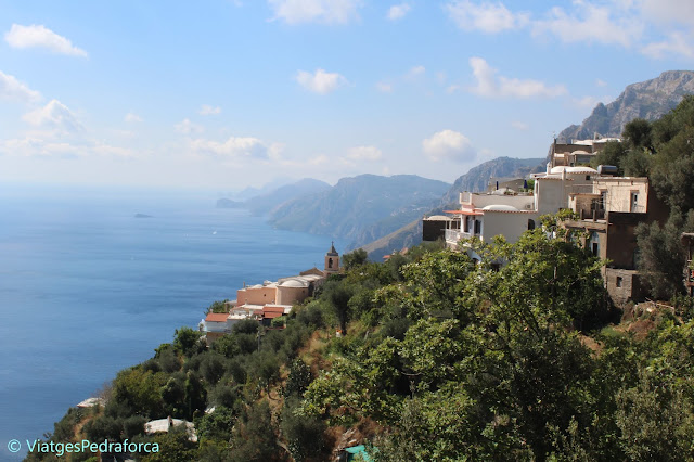 Campània, Itàlia, Patrimoni de la Humanitat, Unesco Heritage, ruta de senderisme, hiking
