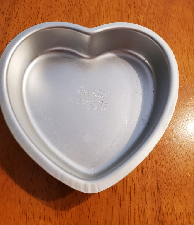 This is a wilton heart pan