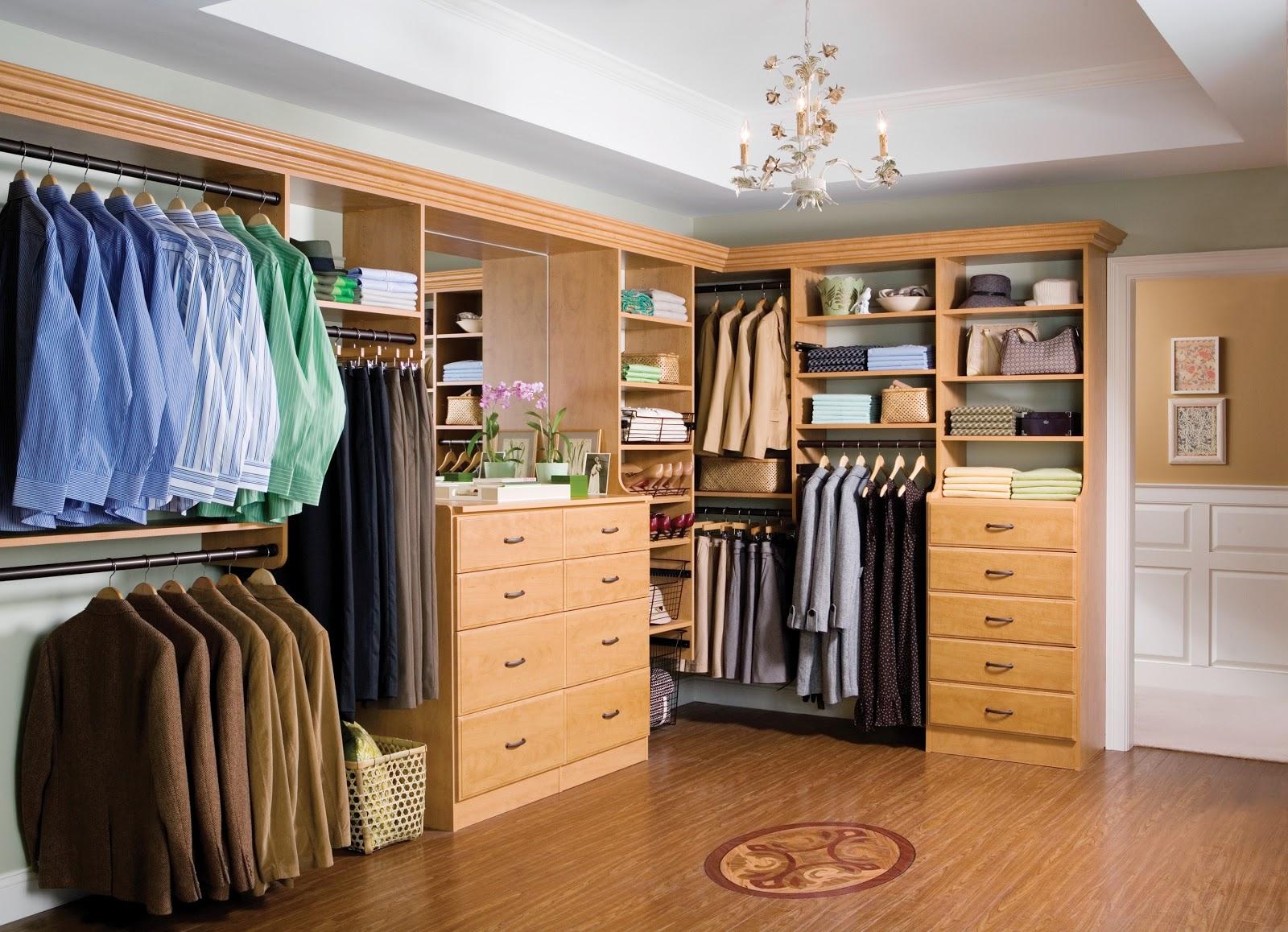 17 Elegant And Trendy Bedroom Closet Desingns | Home ...