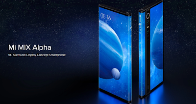 The First Surround Display 5G Smartphone