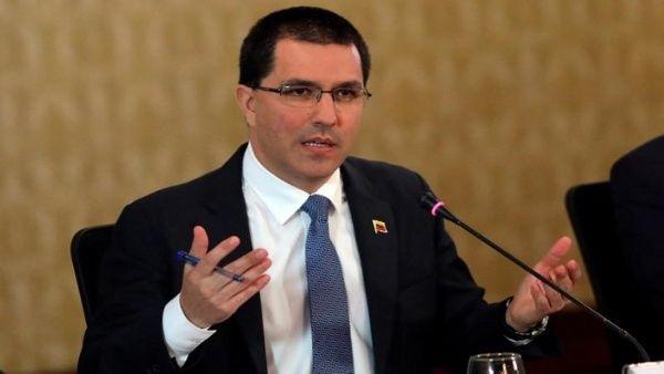 Venezuela exige a EE.UU. respeto al Derecho Internacional