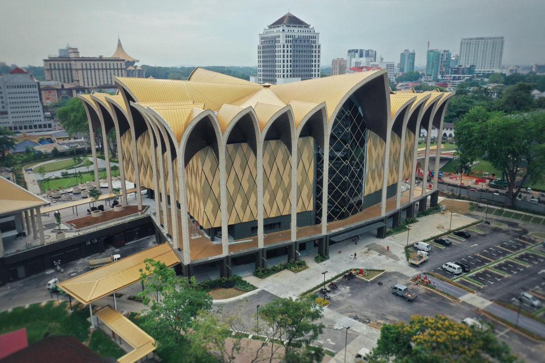 Sarawak Museum - Muzium Terbesar di Asia Tenggara