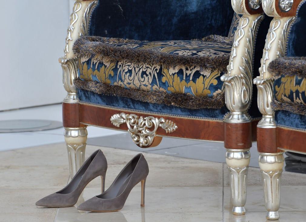 Взуття Бріджит Макрон