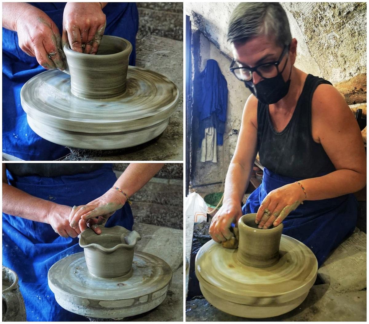 Laboratorio ceramica fondazione città gerace