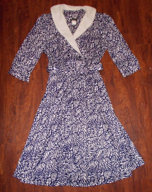 Women's Vintage Jenny Dress With Belt