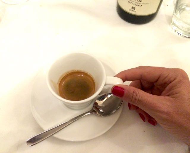Eating in Rome I Roberto e Loretta