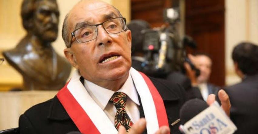 Poder Judicial condena a 5 años y 6 meses de prisión a Congresista Edwin Donayre por robo de gasolina en el Ejército [VIDEO]