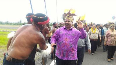 Dr. Ones Pahabol: Konflik yang Terjadi di  Kabupaten Yahukimo Sebetulnya itu Ada yang Merekayasa