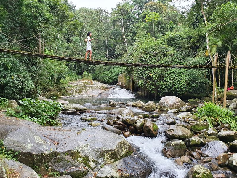 Passeio cachoeiras Paraty