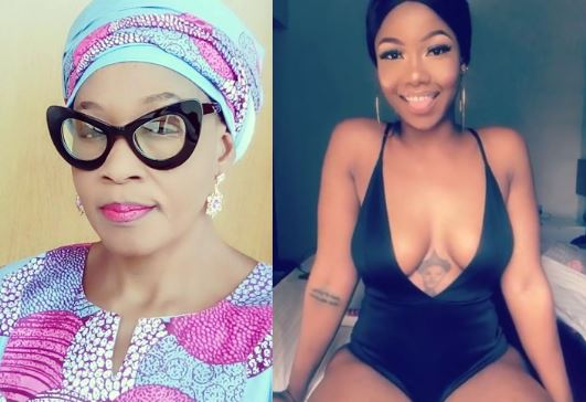 Instagram blogger, Cutie Juls takes a swipe at Kemi Olunloyo over her constant trolls on reality star, Tacha