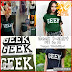 AFO363 Model Fashion Geek Tee Modis Murah BMGShop