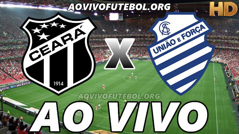 Ceará x CSA Ao Vivo Online na TV HD