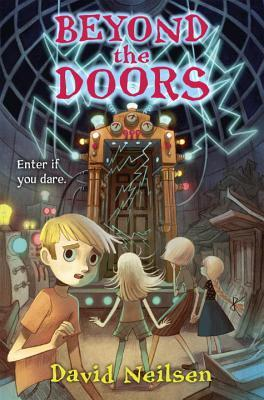 Beyond the Doors book cover