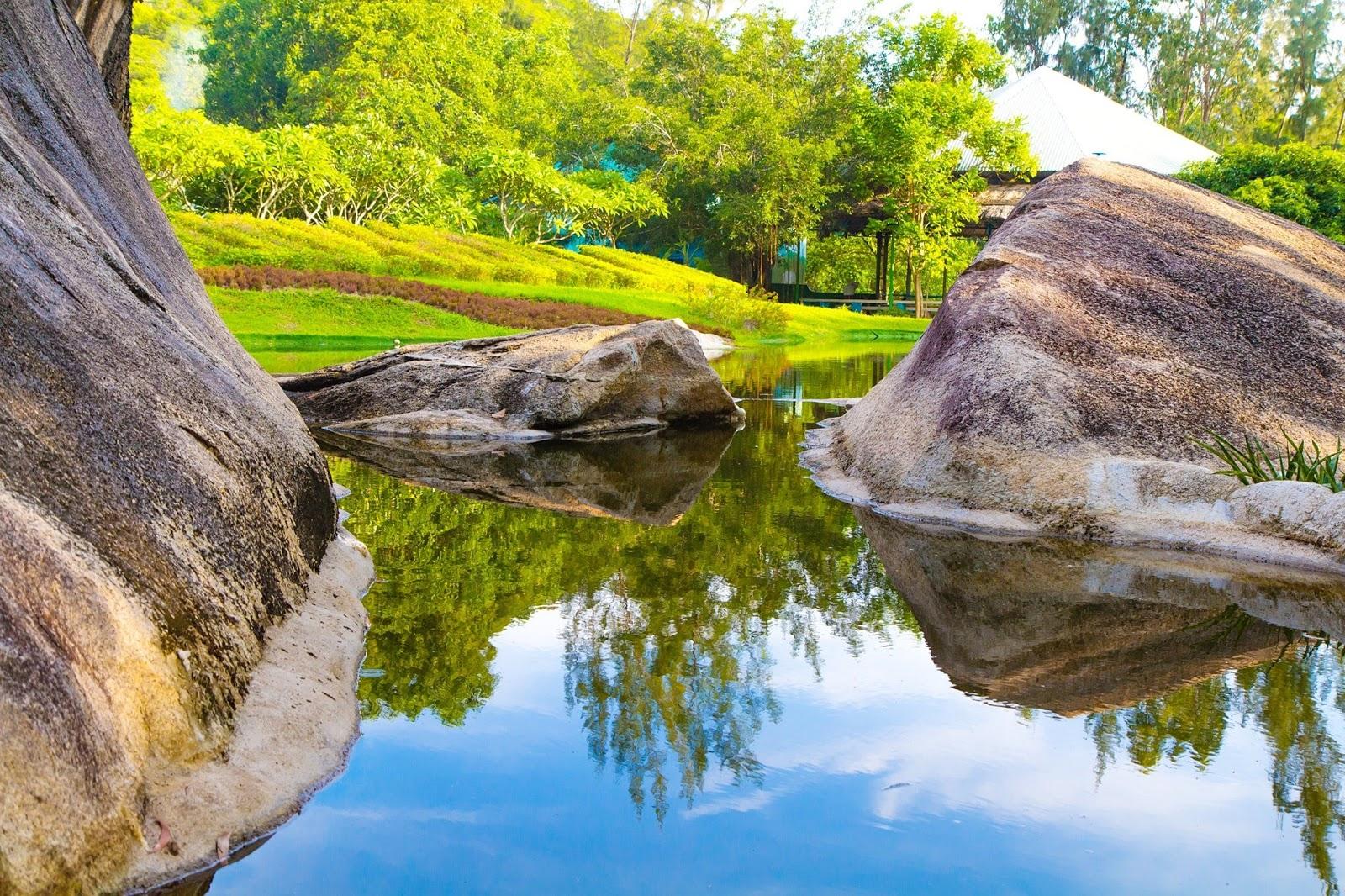 8 Gambar Gambar Pemandangan Alam Asli Indah Sekali