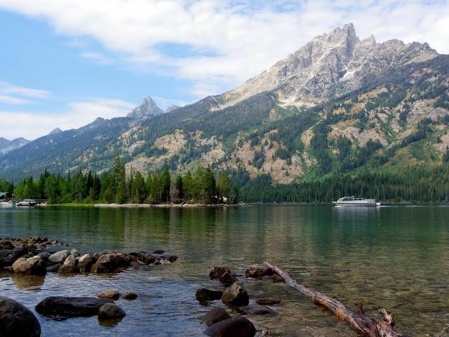 Jenny Lake, Grand Teton National Park, WY, USA - Sincerely Loree