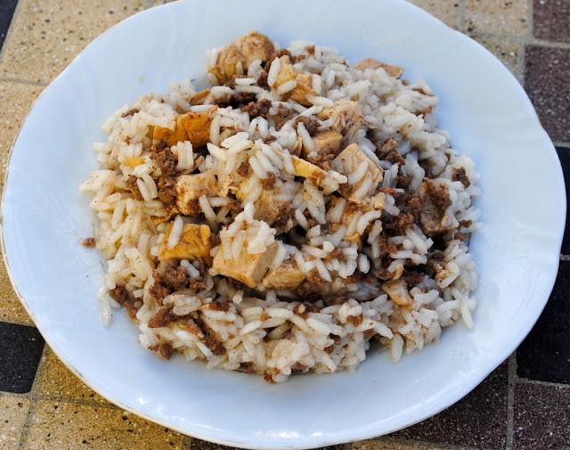 Riz Ala' Dajaj (Chicken And Rice) Recipe