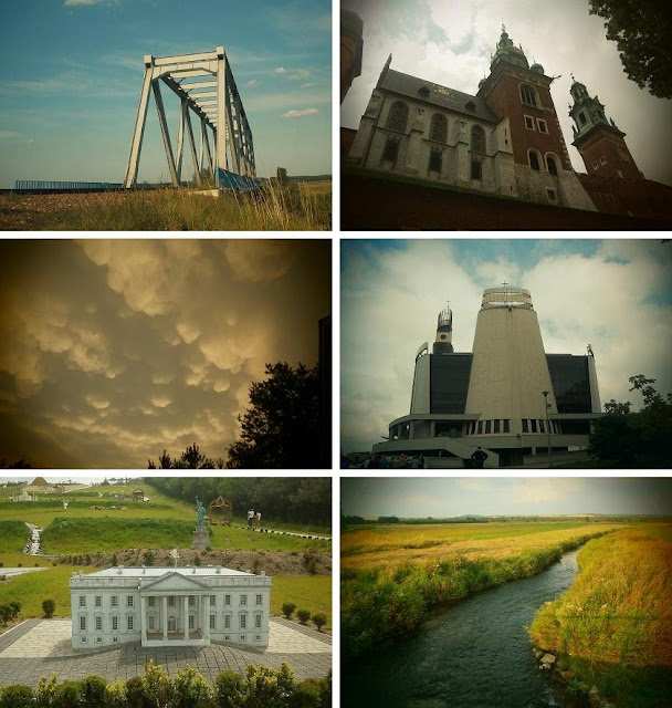 Kilka zdjęć z minionych wakacji i o blogu.